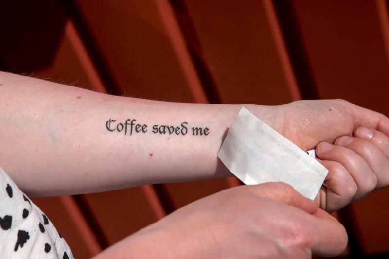 coffee saved me